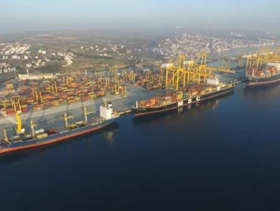 Asiaport Port Yatirimlik Field Existing In The Zoning Plan Urgent Sale